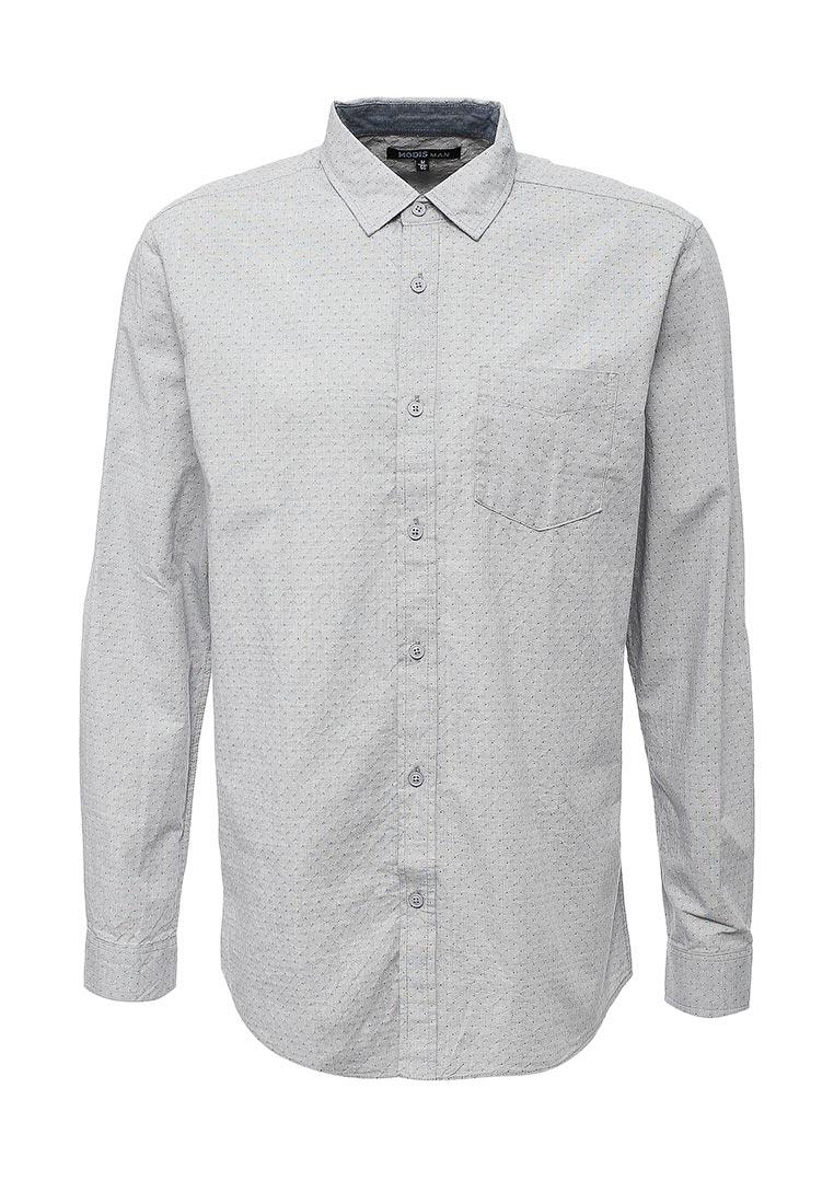 Рубашка с длинным рукавом Modis (Модис) M172M00105