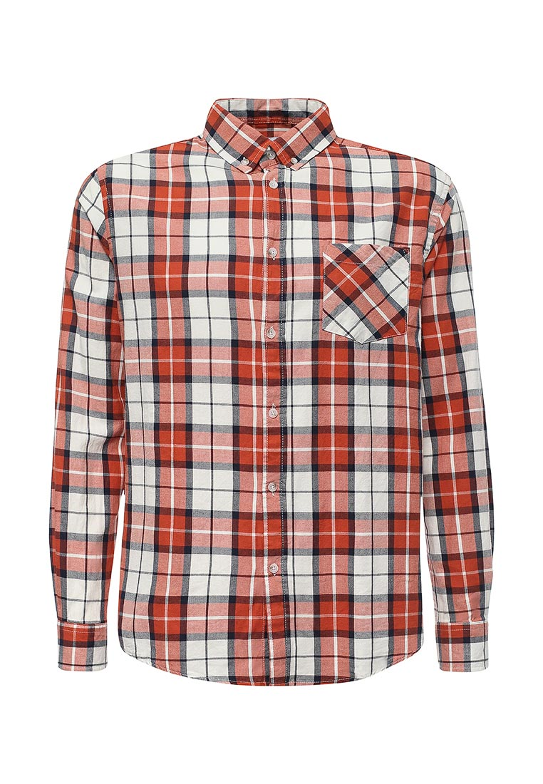 Рубашка с длинным рукавом Modis (Модис) M172M00093
