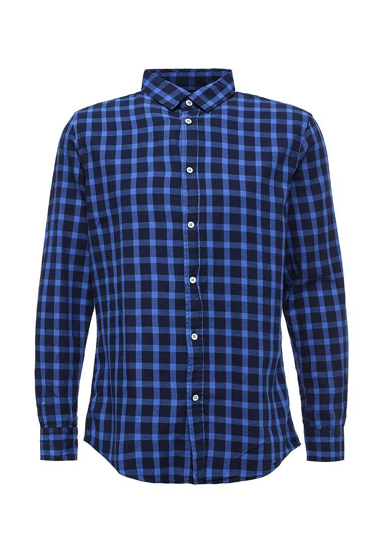 Рубашка с длинным рукавом Modis (Модис) M172M00095