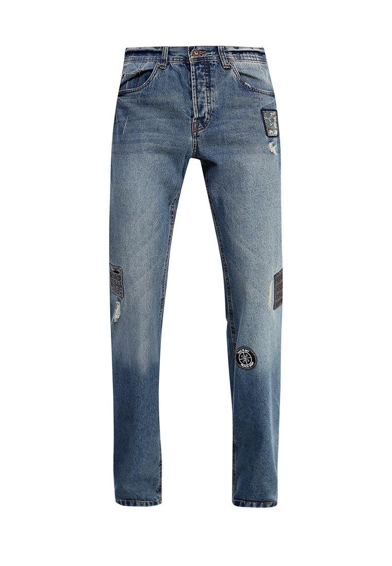 Мужские прямые джинсы Modis (Модис) M172D00087