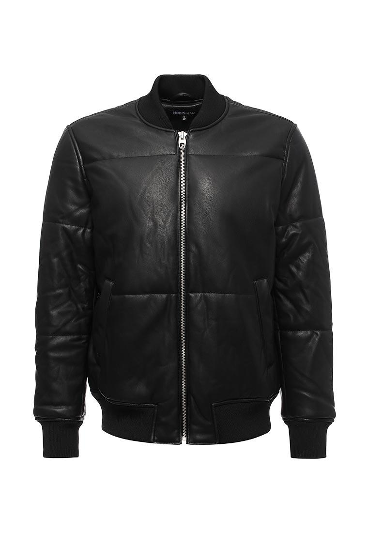 Кожаная куртка Modis (Модис) M172M00083