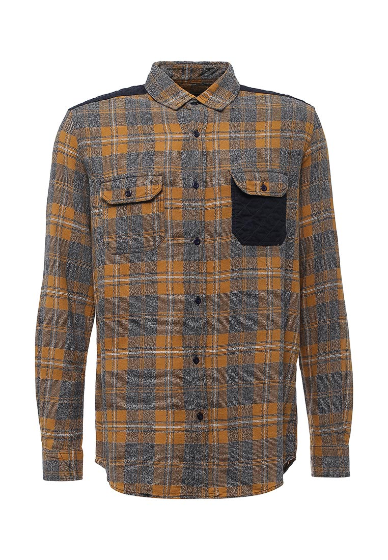 Рубашка с длинным рукавом Modis (Модис) M172M00188
