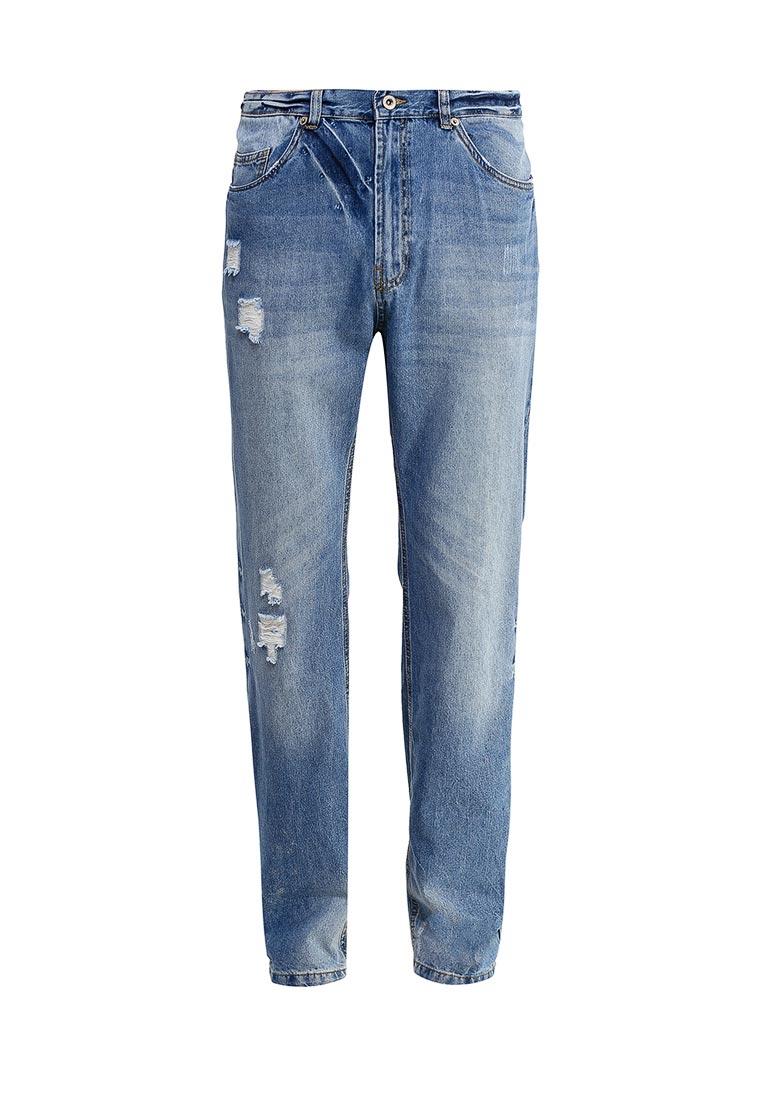 Мужские прямые джинсы Modis (Модис) M172D00088