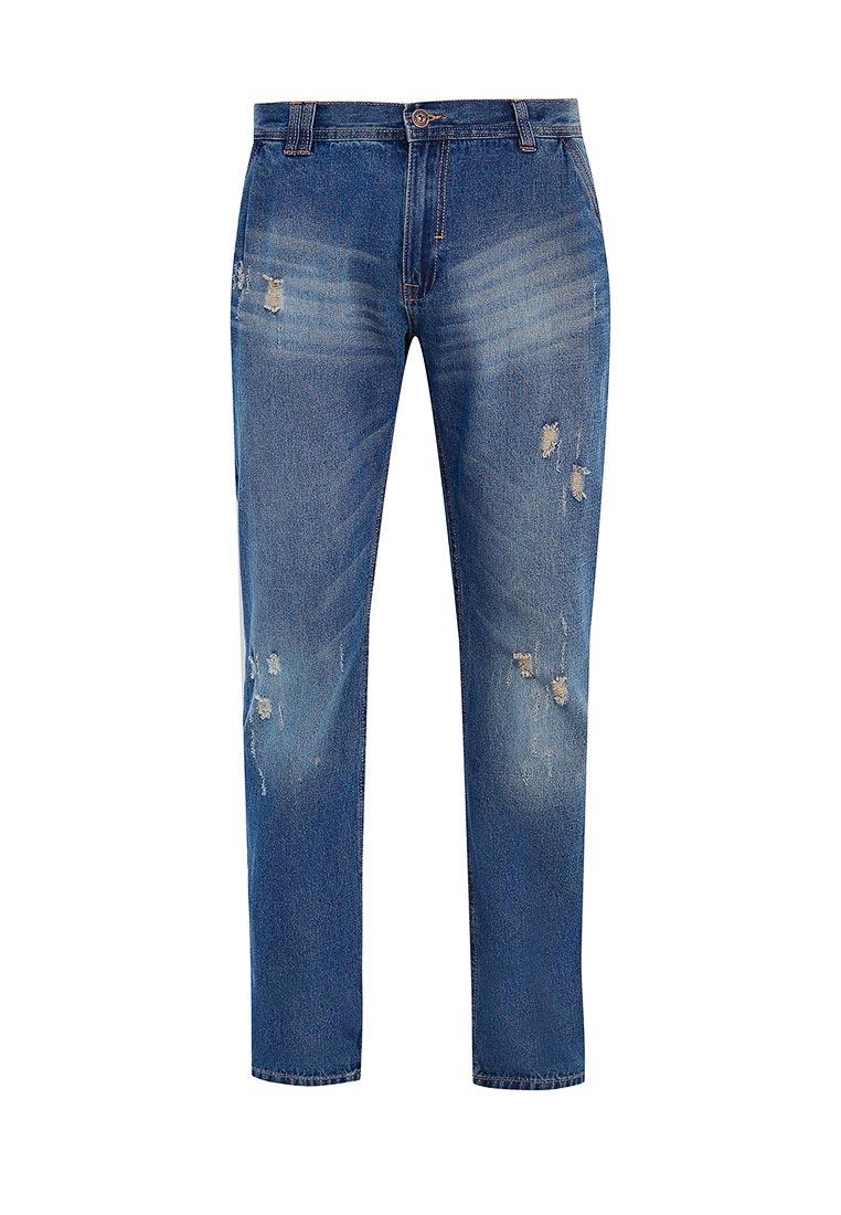 Мужские прямые джинсы Modis (Модис) M172D00089