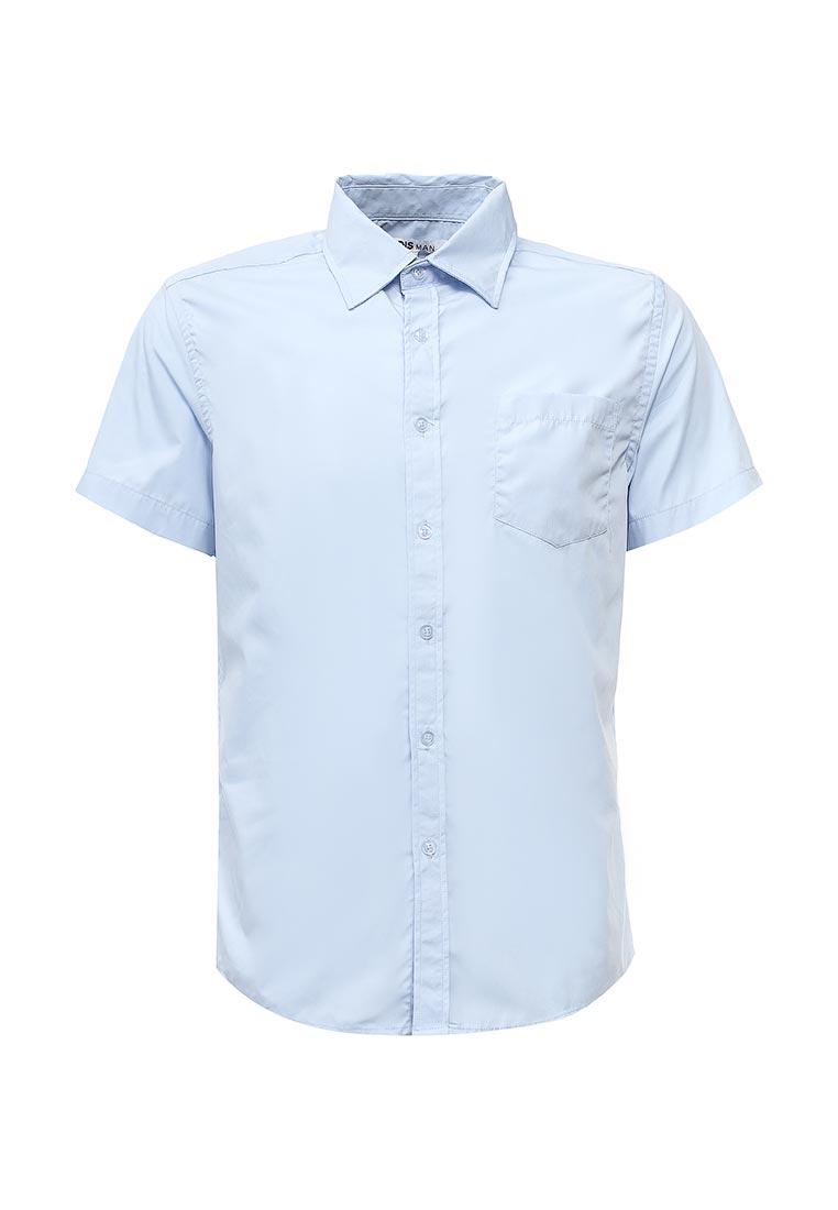 Рубашка с коротким рукавом Modis (Модис) M161M00193