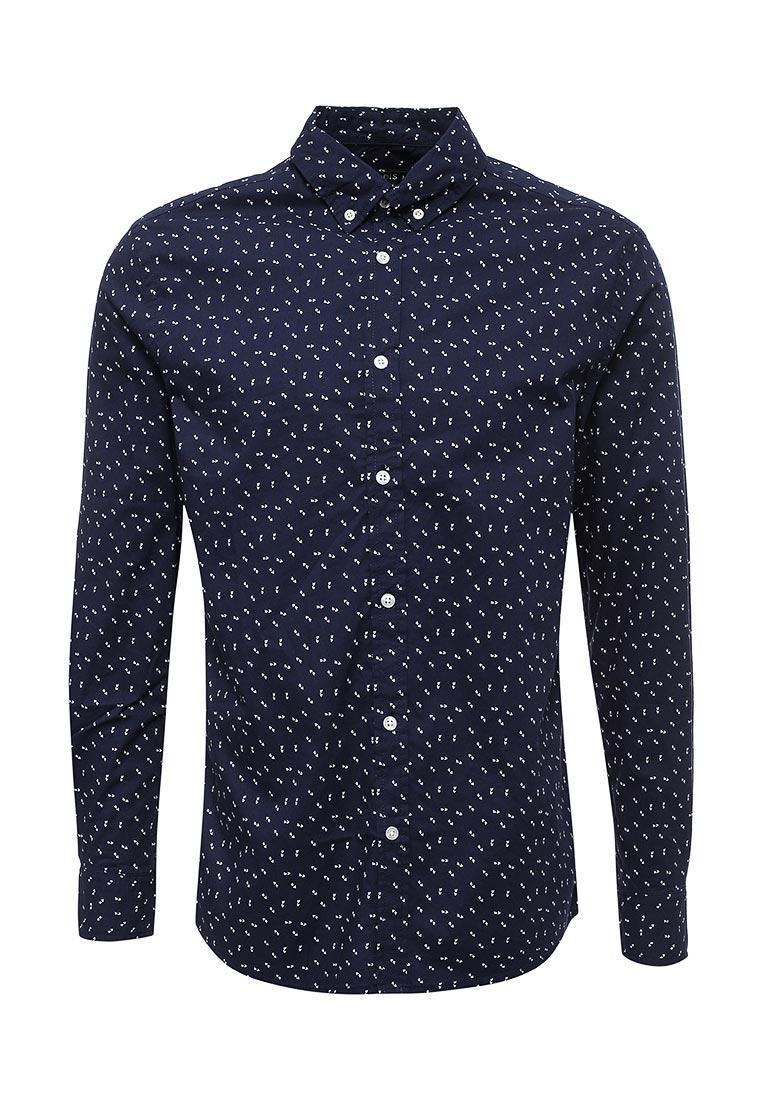 Рубашка с длинным рукавом Modis (Модис) M172M00221