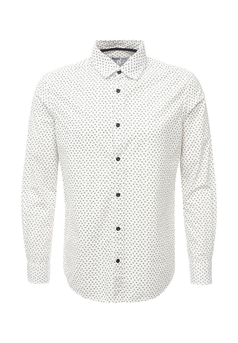 Рубашка с длинным рукавом Modis M172M00274