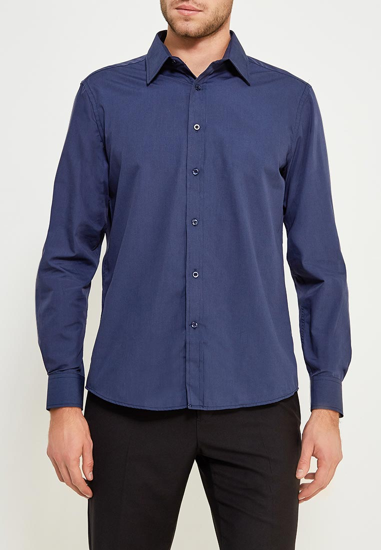 Рубашка с длинным рукавом Modis (Модис) M181M00011