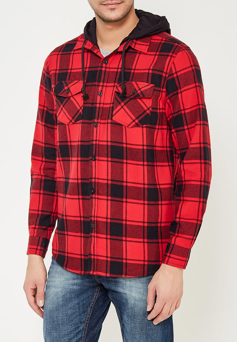 Рубашка с длинным рукавом Modis (Модис) M181M00014