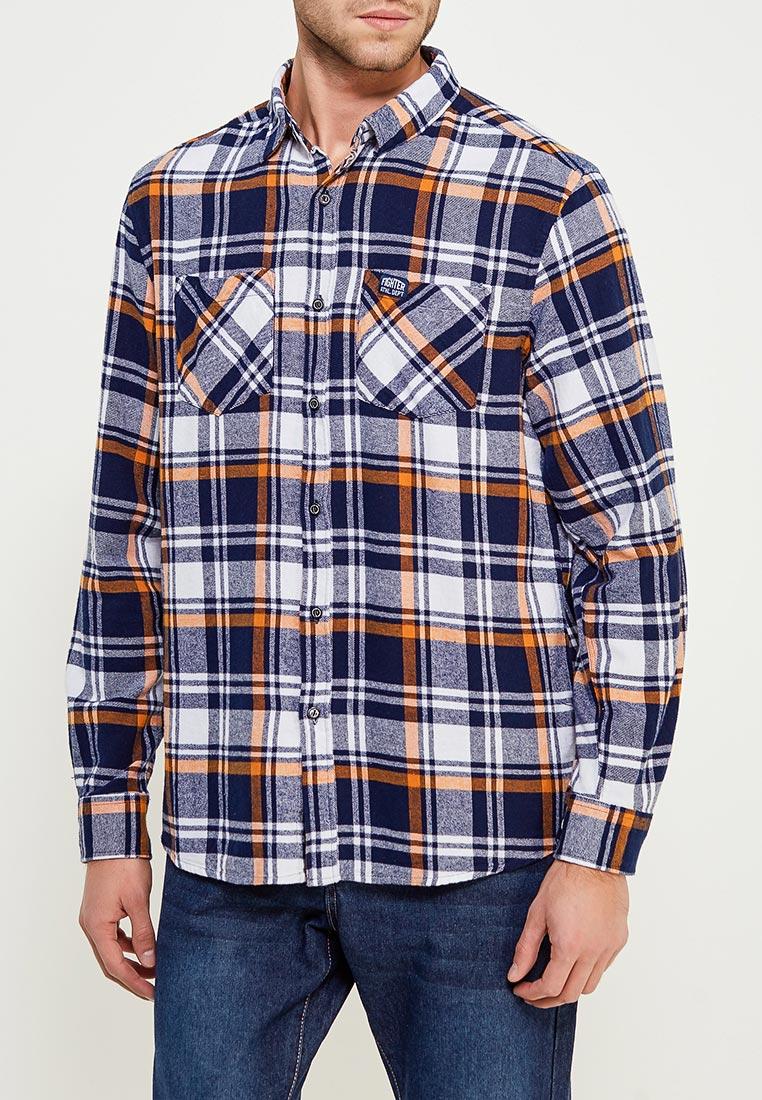 Рубашка с длинным рукавом Modis (Модис) M181M00016