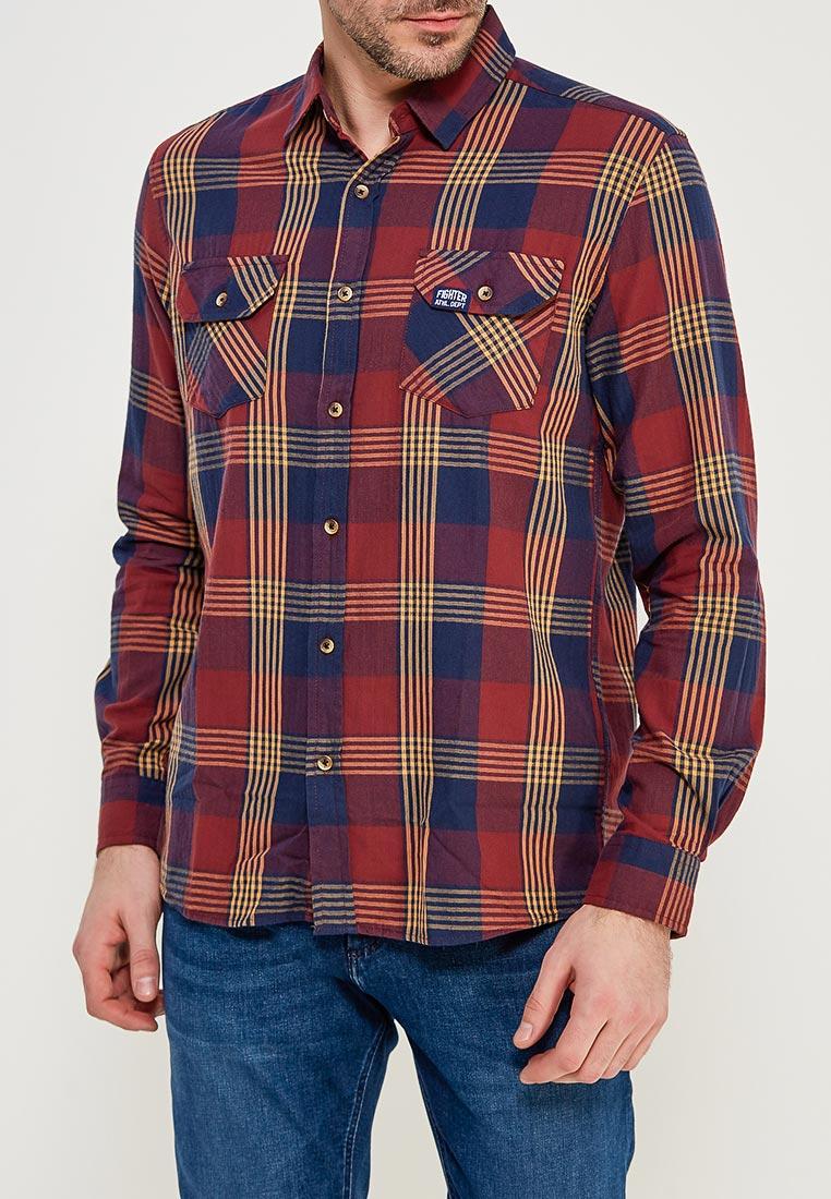Рубашка с длинным рукавом Modis (Модис) M181M00018