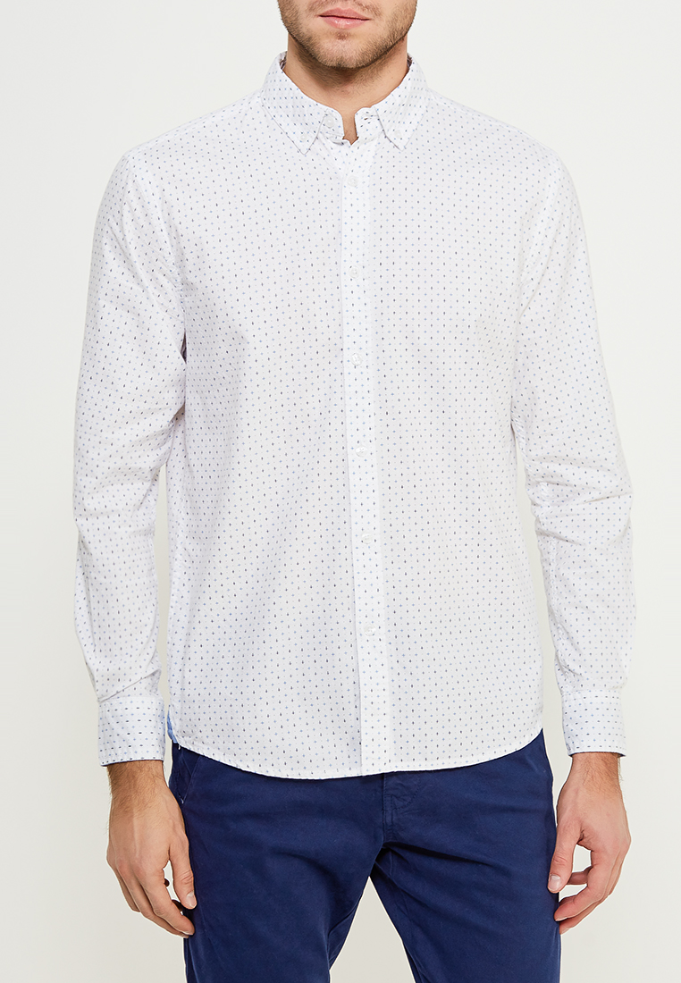 Рубашка с длинным рукавом Modis (Модис) M181M00040