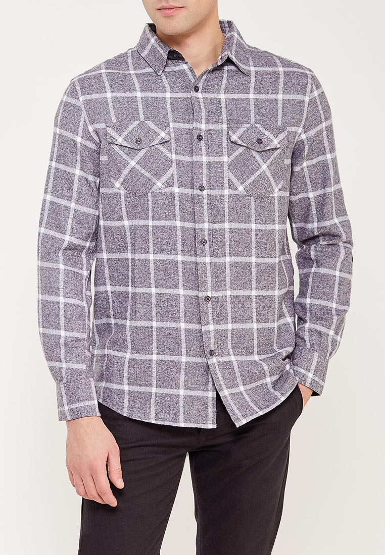 Рубашка с длинным рукавом Modis (Модис) M181M00134