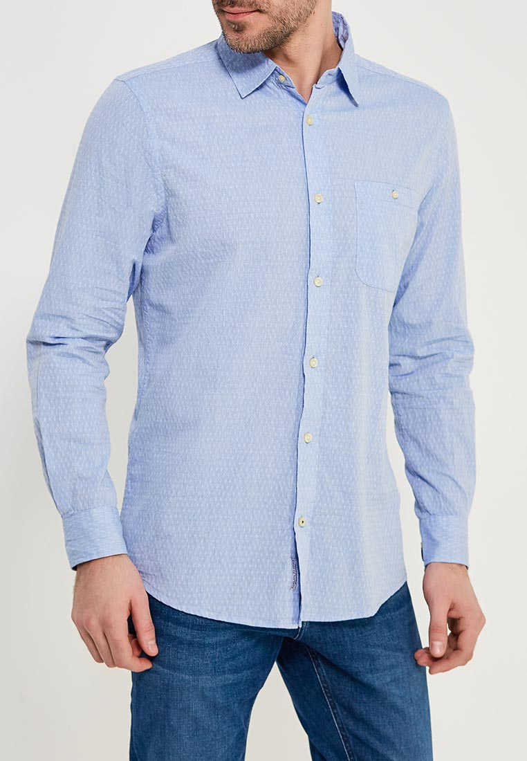 Рубашка с длинным рукавом Modis (Модис) M181M00135
