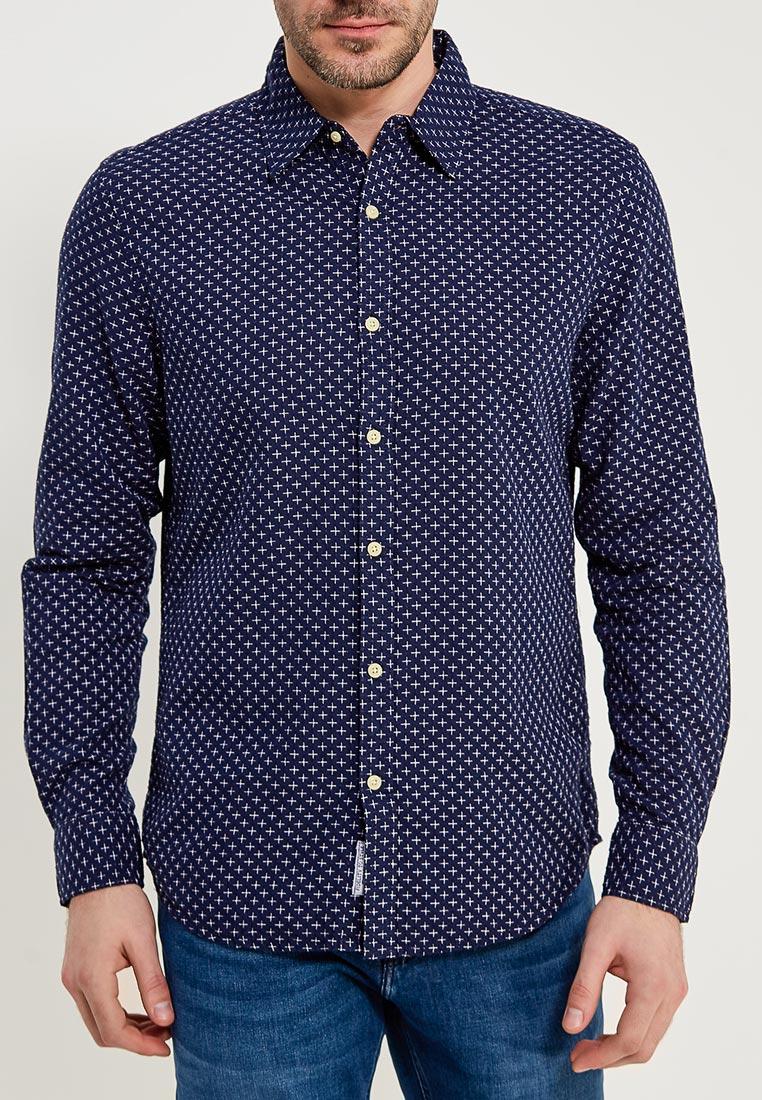 Рубашка с длинным рукавом Modis (Модис) M181M00136