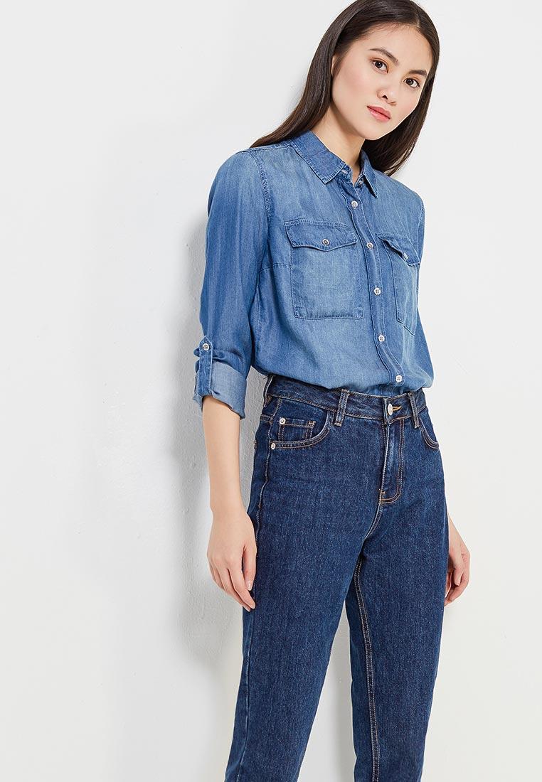 Женские джинсовые рубашки Modis M181D00143