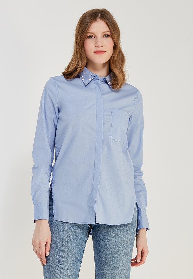 Женские рубашки с длинным рукавом Modis (Модис) M181W00121
