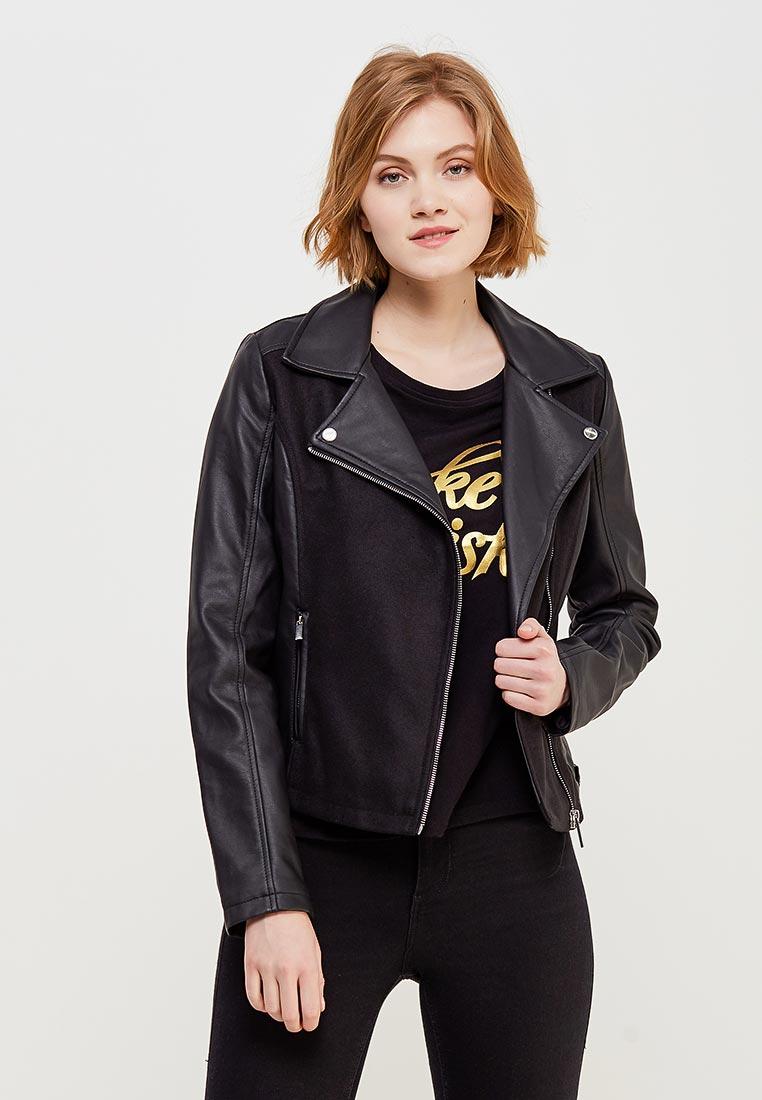 Кожаная куртка Modis (Модис) M181W00313