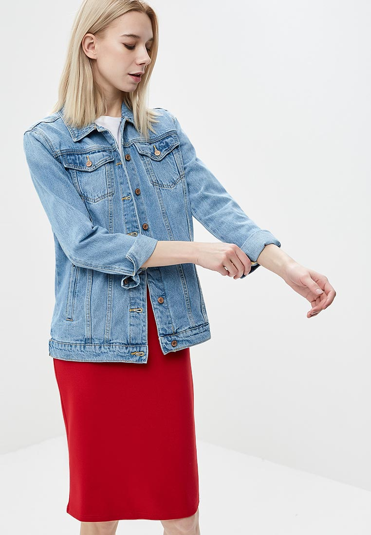 Джинсовая куртка Modis (Модис) M181D00155