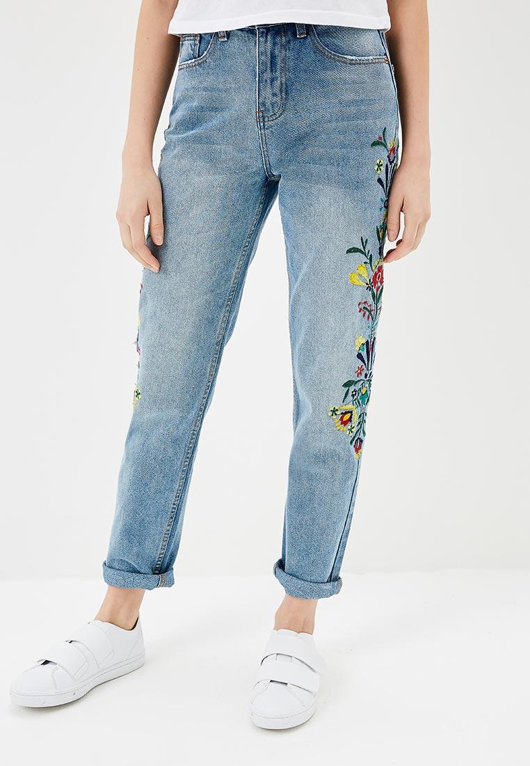 Зауженные джинсы Modis (Модис) M181D00162