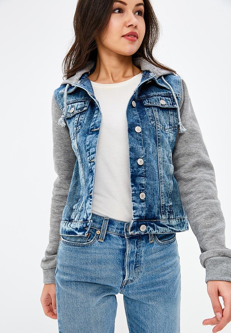 Джинсовая куртка Modis (Модис) M181D00160