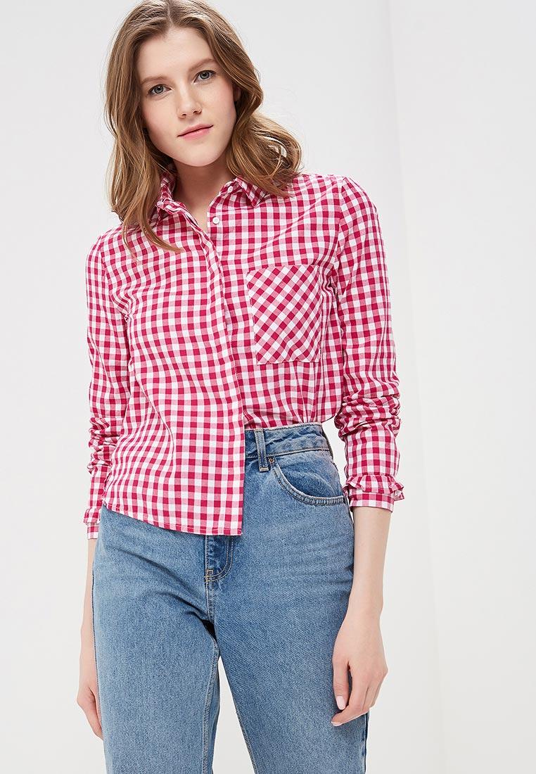 Женские рубашки с длинным рукавом Modis (Модис) M181W00375