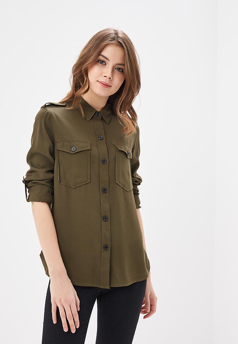 Женские рубашки с длинным рукавом Modis (Модис) M181W00284