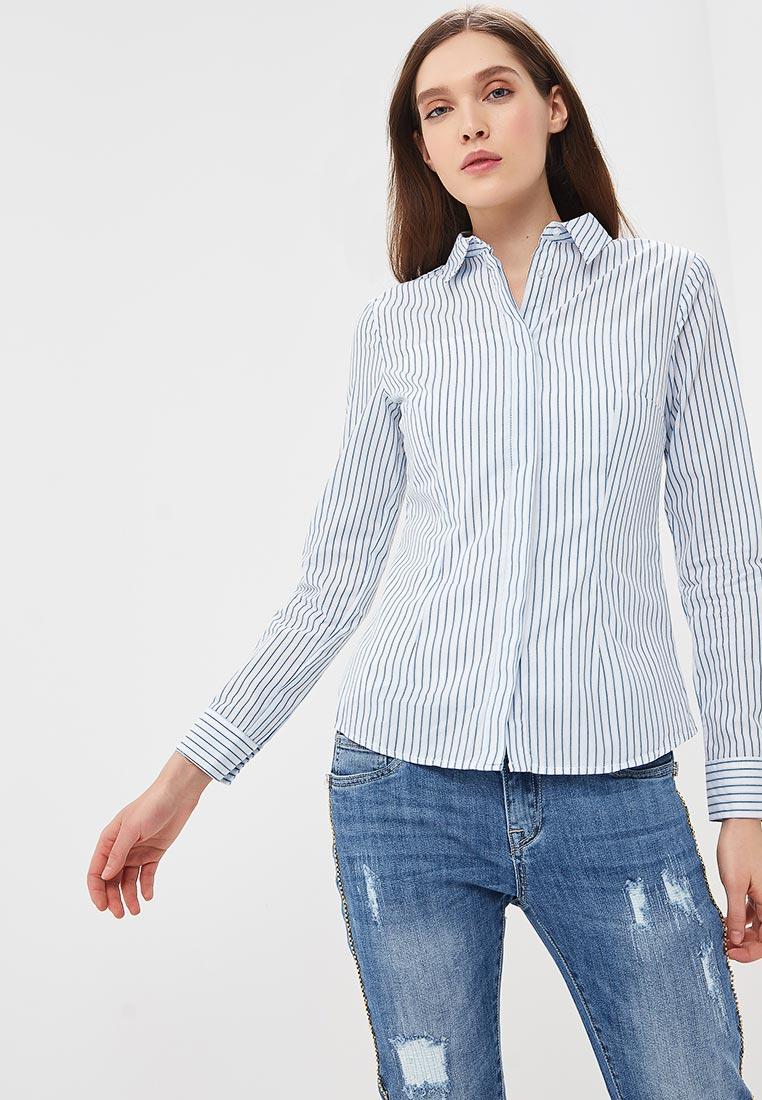 Женские рубашки с длинным рукавом Modis (Модис) M181W00410