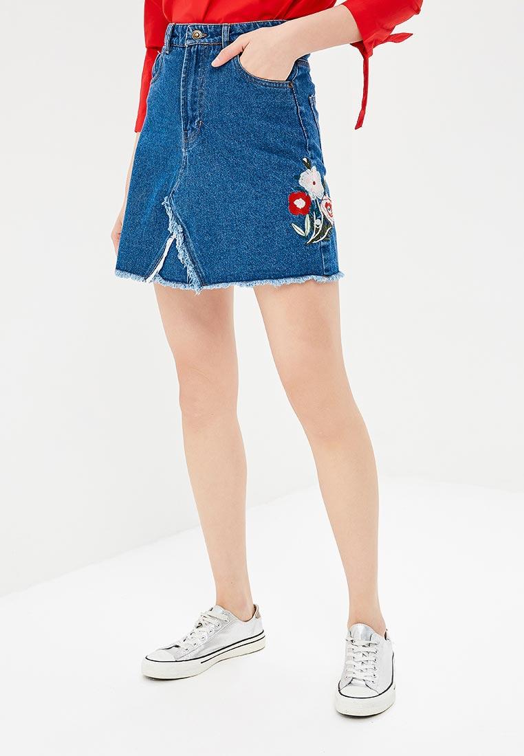Мини-юбка Modis (Модис) M181D00175