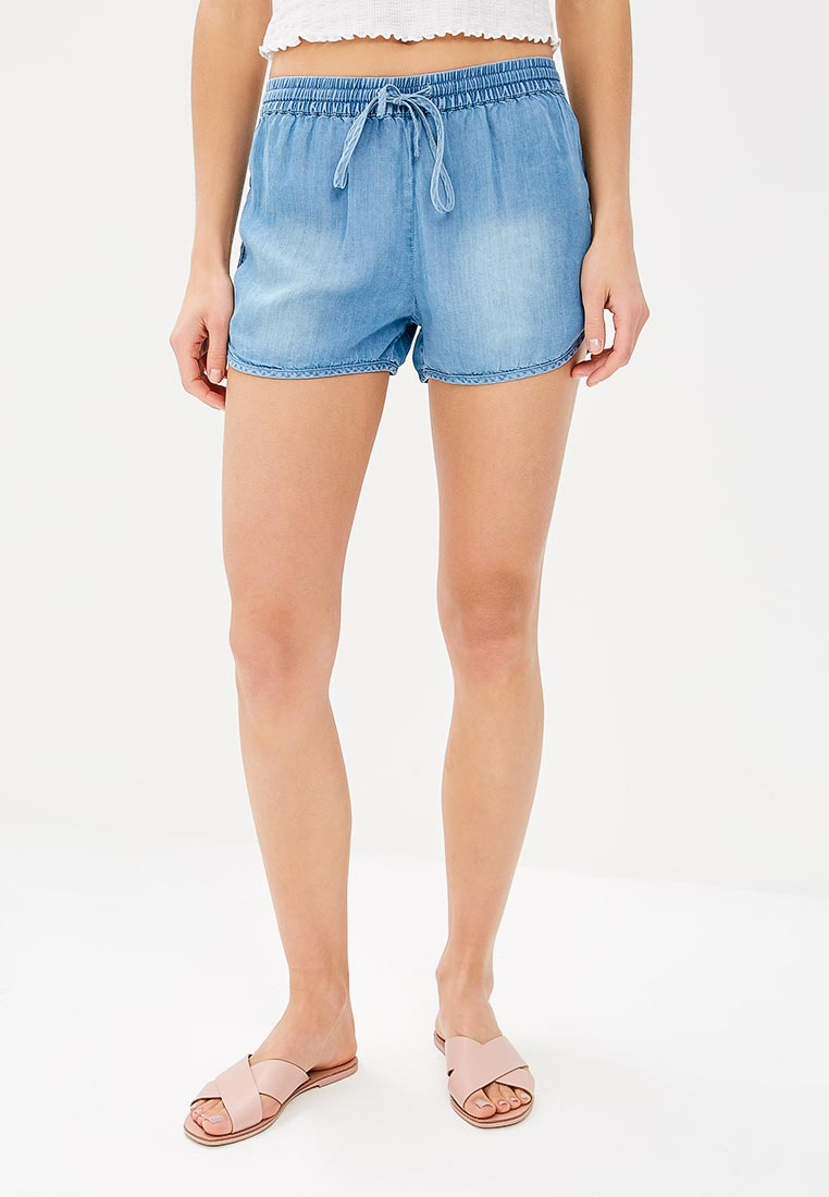 Женские джинсовые шорты Modis (Модис) M181D00255
