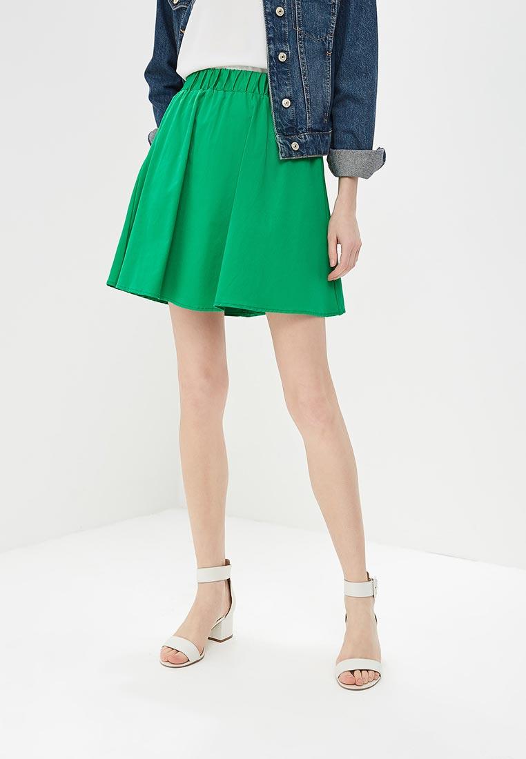 Широкая юбка Modis (Модис) M181W00730