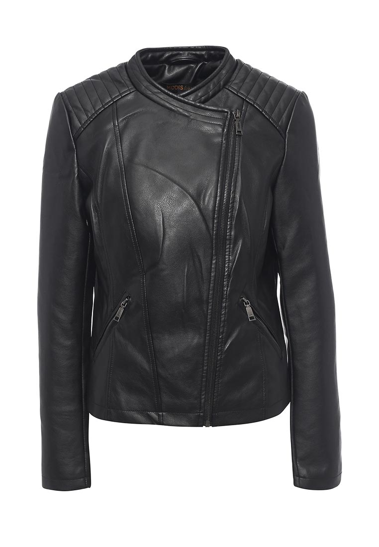 Кожаная куртка Modis (Модис) M171W00269