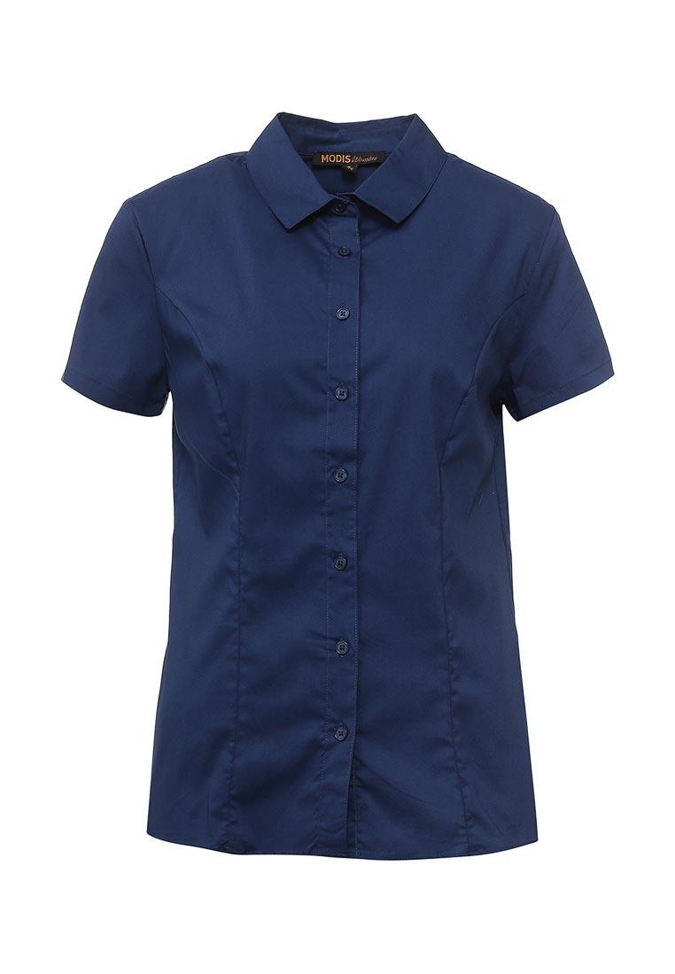 Рубашка с коротким рукавом Modis (Модис) M171W00466