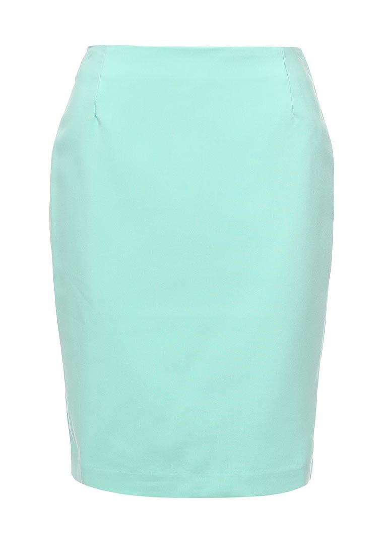 Прямая юбка Modis M171W00687