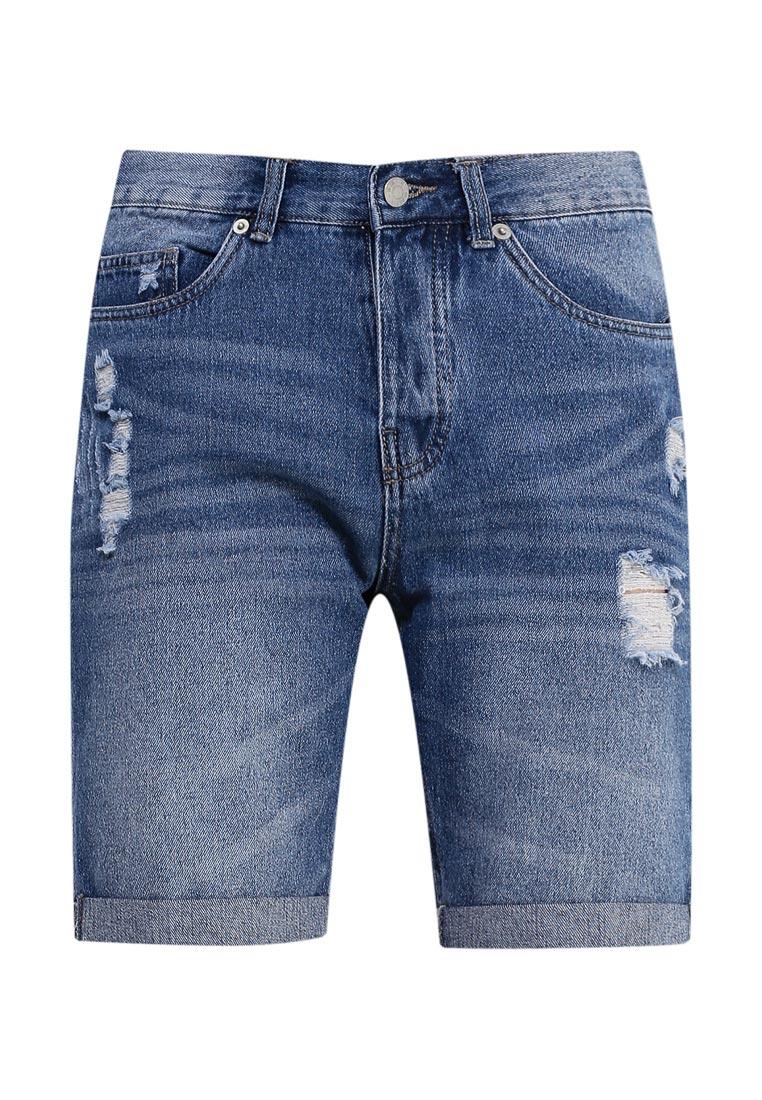 Женские джинсовые шорты Modis (Модис) M171D00112