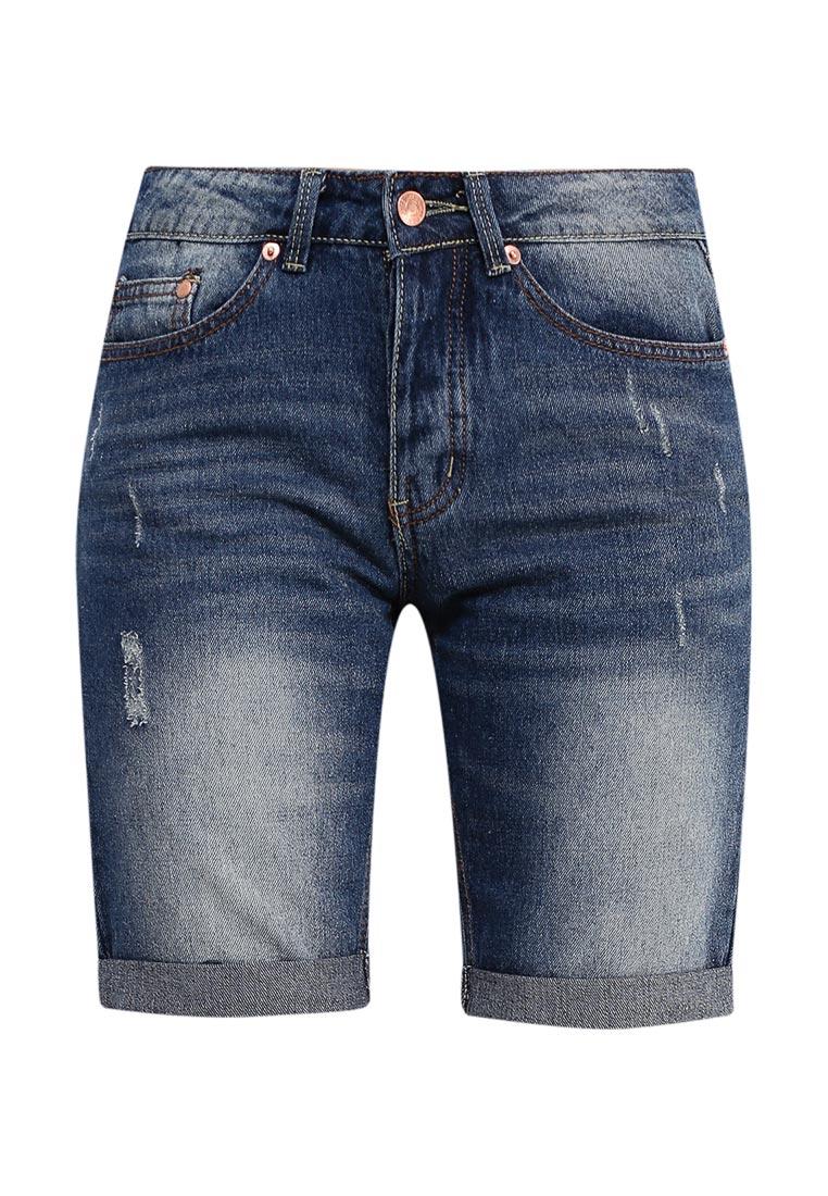 Женские джинсовые шорты Modis (Модис) M171D00116