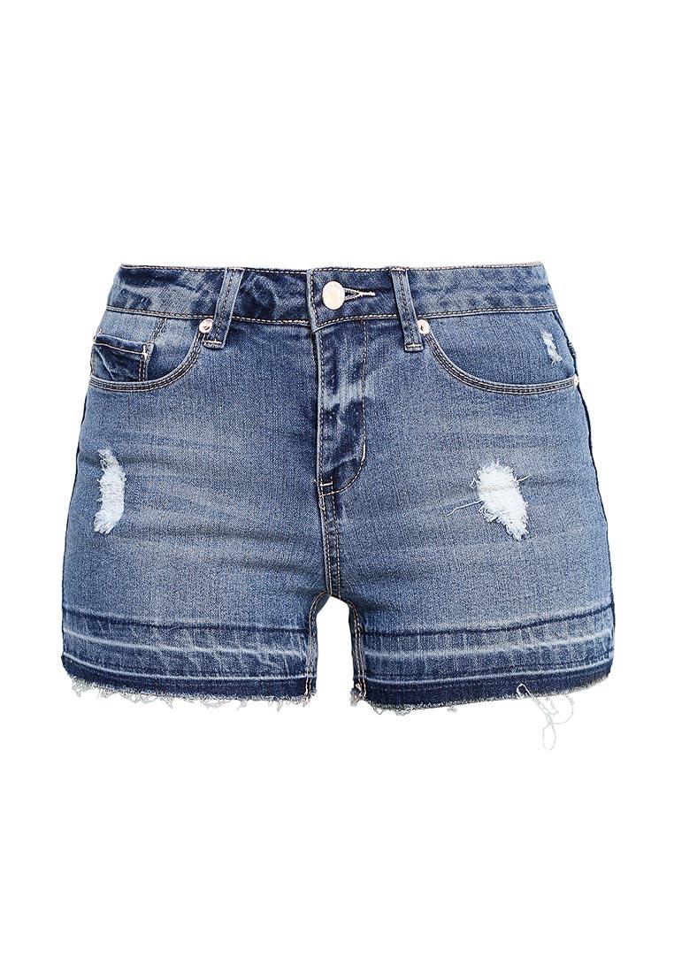 Женские джинсовые шорты Modis (Модис) M171D00161