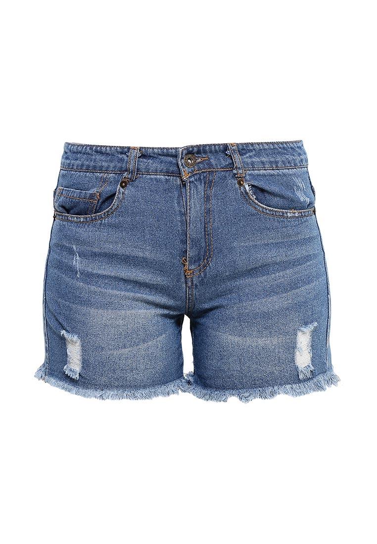 Женские джинсовые шорты Modis (Модис) M171D00162
