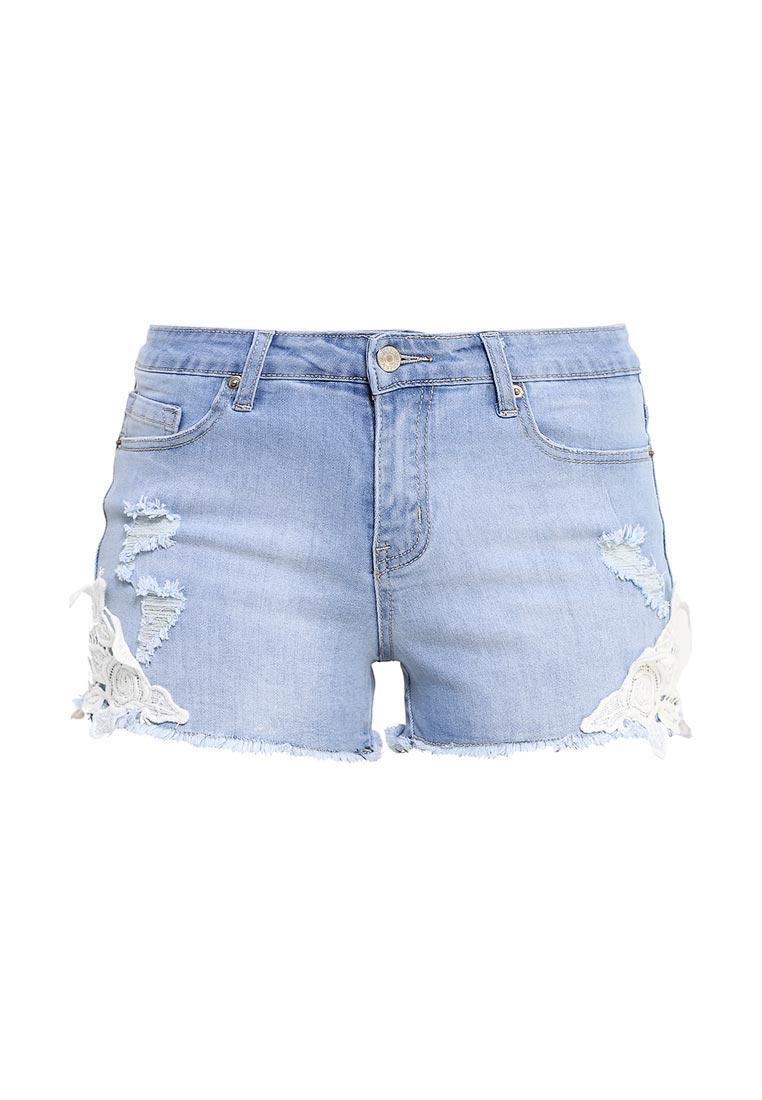 Женские джинсовые шорты Modis (Модис) M171D00164