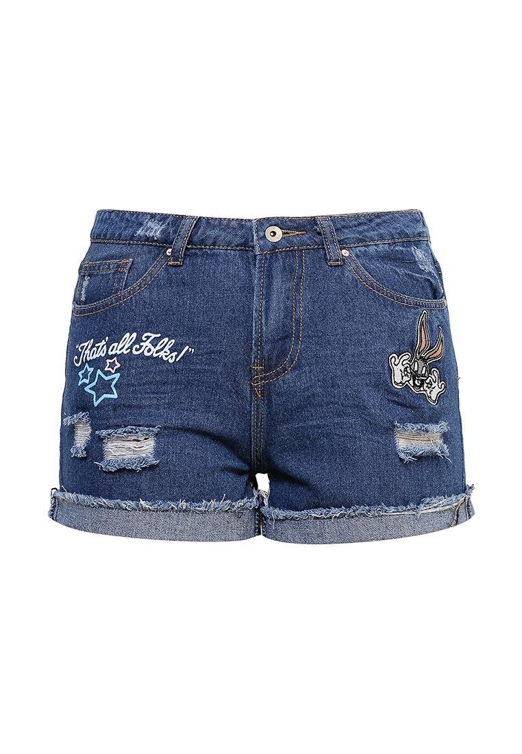 Женские джинсовые шорты Modis (Модис) M171D00113