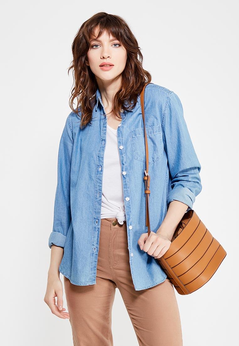 Женские джинсовые рубашки Modis M162D00120