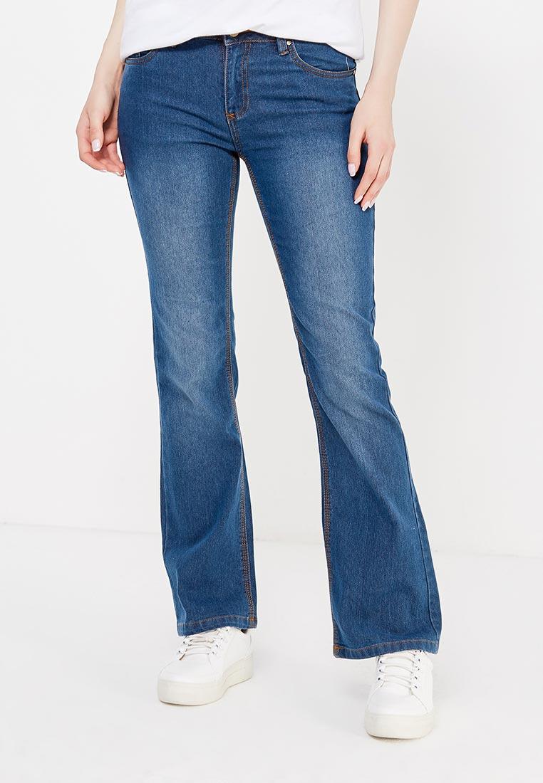 Широкие и расклешенные джинсы Modis (Модис) M161D00145