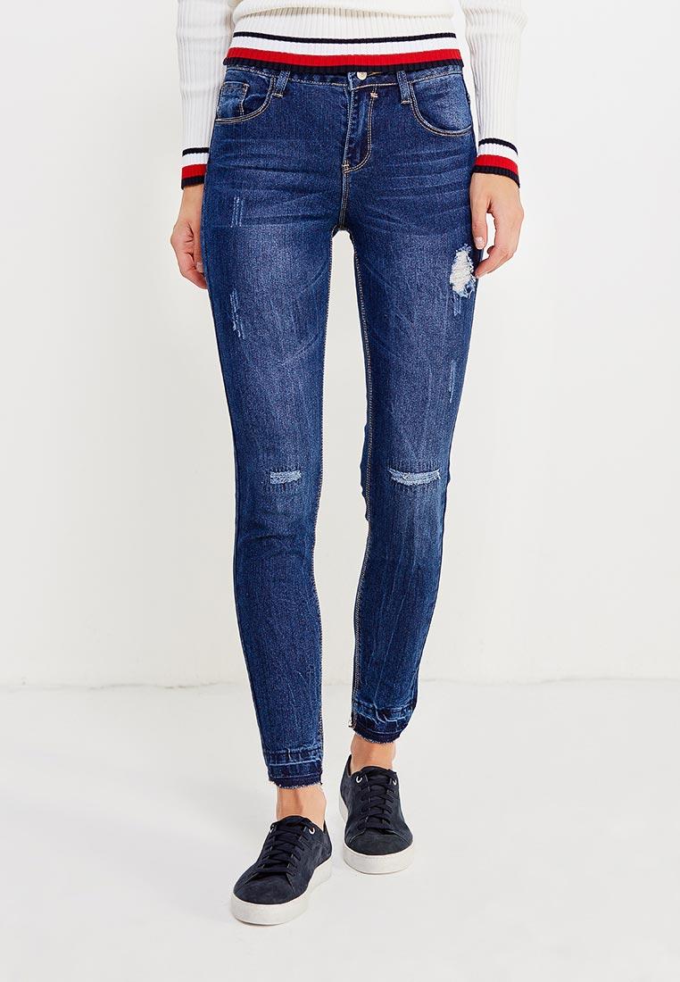 Зауженные джинсы Modis (Модис) M172D00023