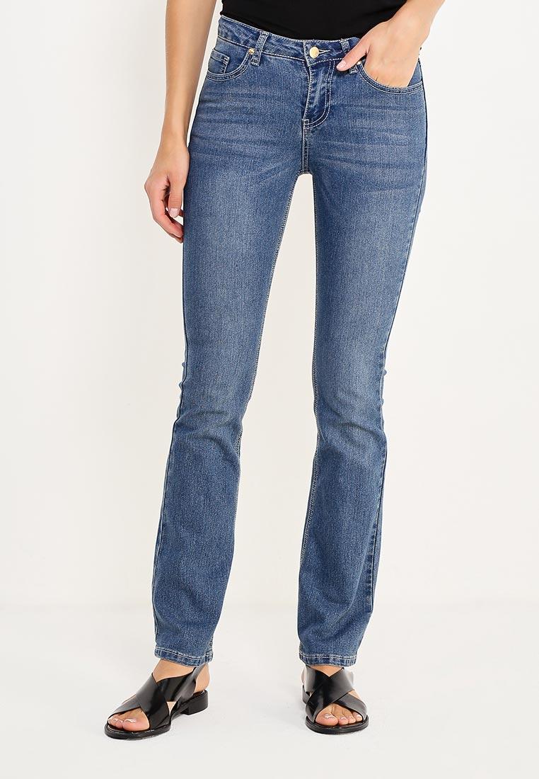 Широкие и расклешенные джинсы Modis (Модис) M172D00025