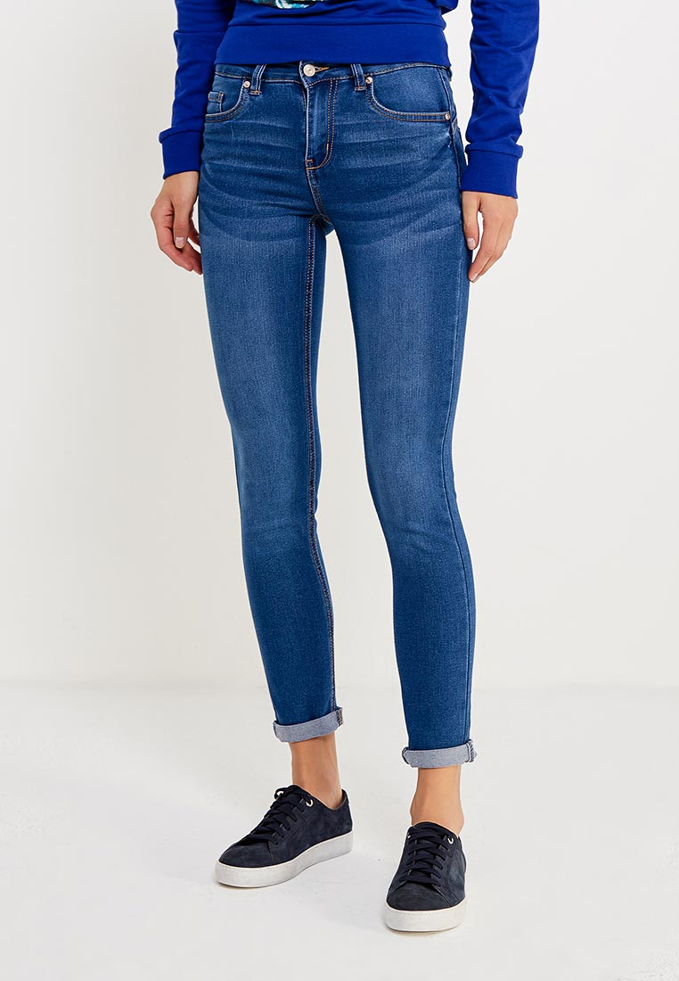 Зауженные джинсы Modis (Модис) M172D00043