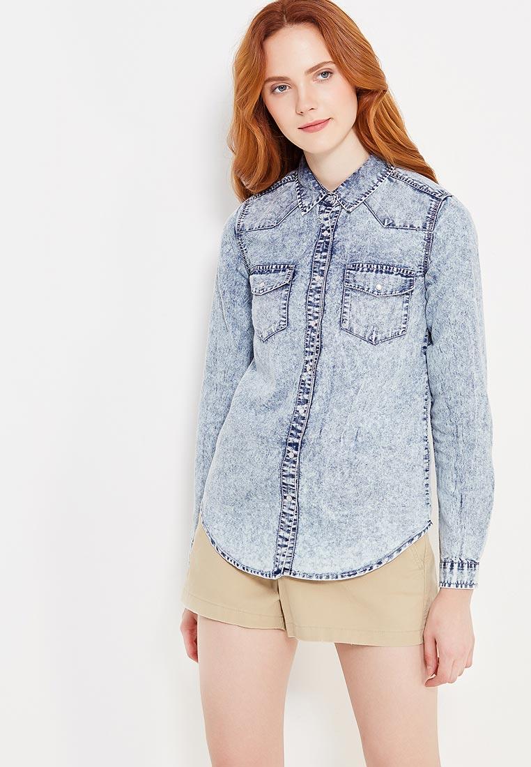 Женские джинсовые рубашки Modis M172D00039