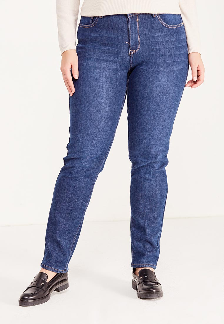 Зауженные джинсы Modis (Модис) M172D00059