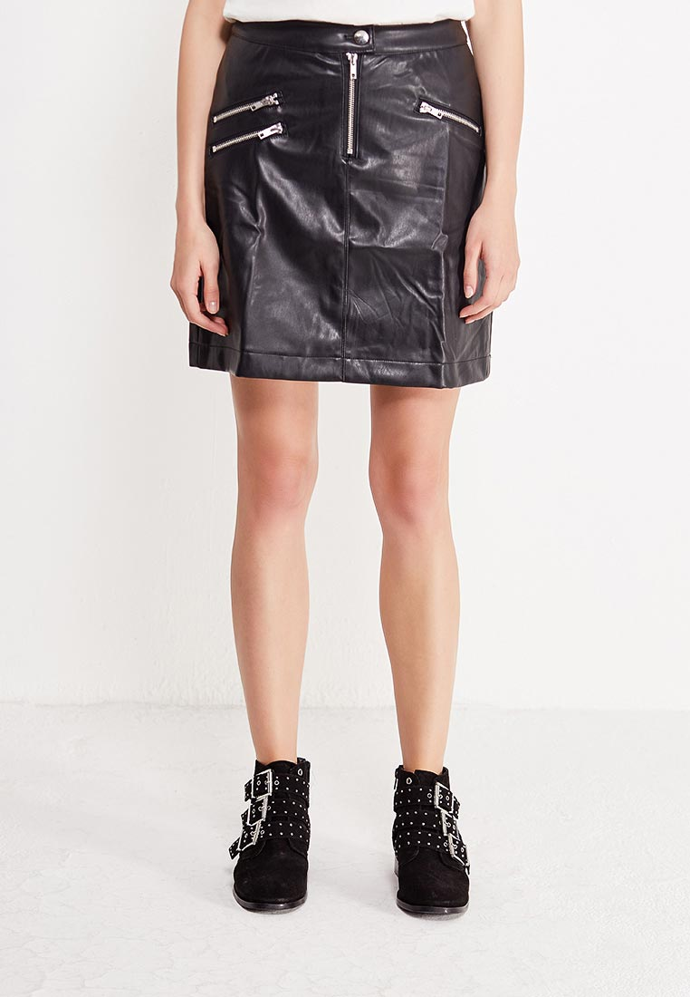 Прямая юбка Modis (Модис) M172W00394