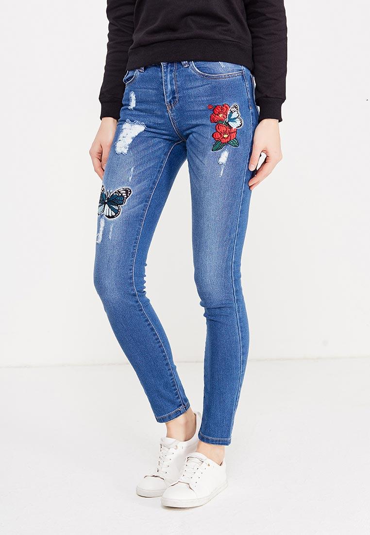 Зауженные джинсы Modis (Модис) M172D00170