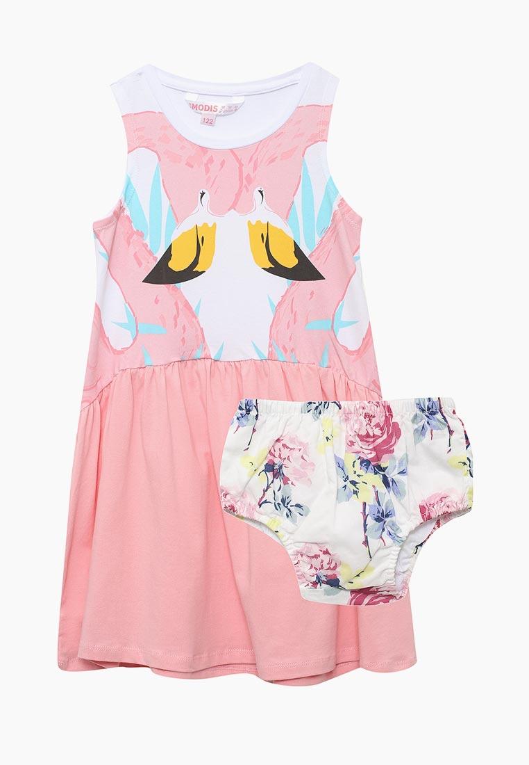 Повседневное платье Modis (Модис) M181K00801